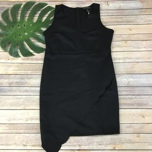 Forever 21 Plus Size black cocktail dress